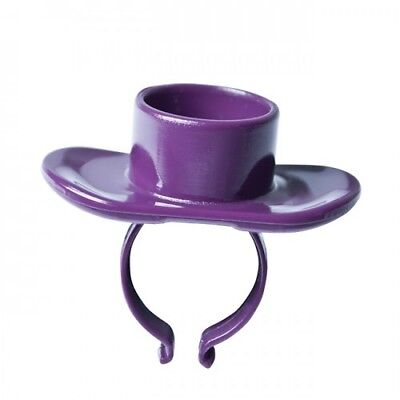 5 Plastic Prophy Cup Holder Rings