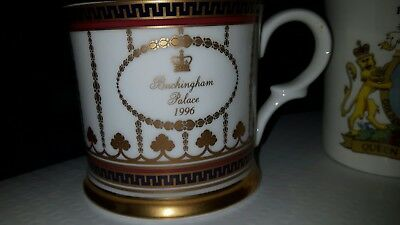 Bundle Collection of 7 x Royal Family Commemorative Mugs