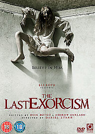 The Last Exorcism [DVD], Very Good DVD, Patrick Fabian, Ashley Bell, Daniel Stam