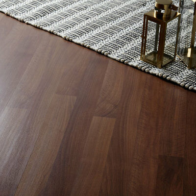 PARQUET STRATIFIE  NOYER MARRON BOIS- GRIS CHENE CLAIR Ep 7-8-10mm A+ DESTOCKAGE
