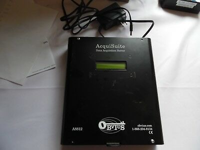 Obvius  A8812 Acquisuite Data Server