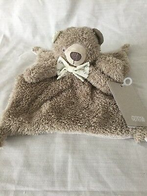 Mamas & Papas Boris Bear Comforter - BNWT sealed in bag - ideal gift