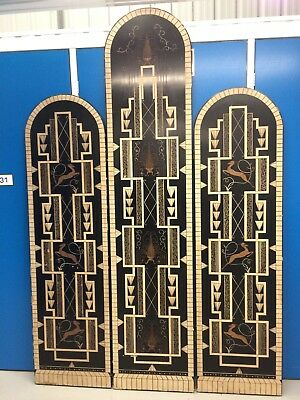 Art Deco Screen - a beautiful item imported from USA by previous owner