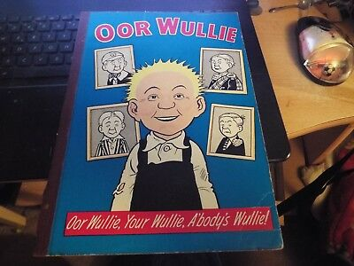 OOR WULLIE ANNUAL 1965-1966 Good Condition