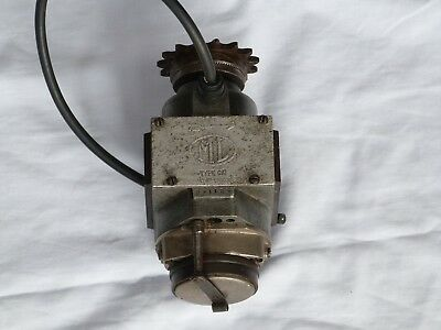 Ml Magneto Type Ck1 For Lister L Etc In Good Working Order