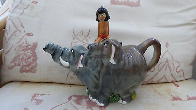 Disney Jungle Book  Collectible Novelty Teapot Cardew Design.