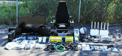 Hard-Line Solutions Tele-Operated Remote Control System for Demolition & Mining
