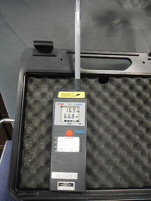 Rotronic Hygrometer Model A1 Temperature  /Humidity Tester Hygroskop