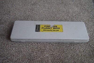 Stewart Float Box 1 With Vintage Floats Used Coarse Fishing Tackle Gear Setup