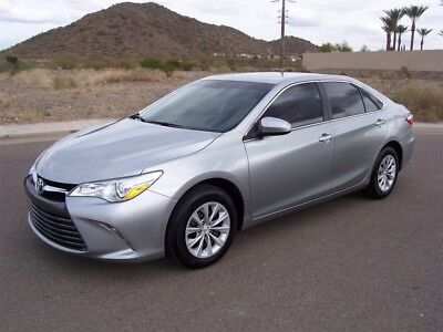 2015 Toyota Camry LE 2015 Toyota Camry LE Low Miles Local Trade In One Owner Warranty