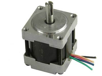 Stepper Motor, NEMA 11, .72Deg. .75A USED *31131 MS