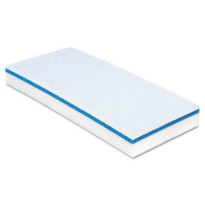"Scotch-Brite Doodlebug Easy Erasing Pad, 4""x10"", White/Blue, 20/ct"