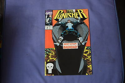 The  Punisher - vol 2 no 48  1991