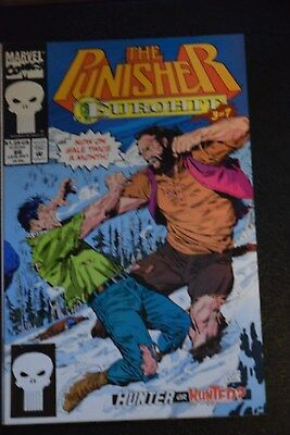 The  Punisher - vol 2 no 66  1992 Eurohit  no3 of 7