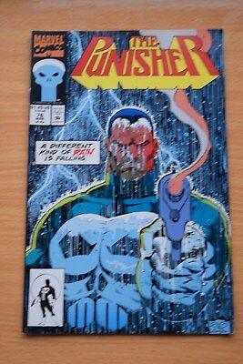 The Punisher Vol 2 No 76 March 1993 A Different Kind of Rain... Marvel Comics