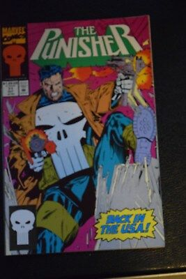 The  Punisher - vol 2 no 71  1992