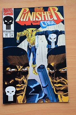 THE PUNISHER. - - NO  60 VOL2- Marvel Comics  1992