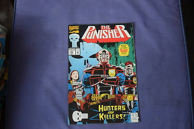 The  Punisher - vol 2 no 73 1993