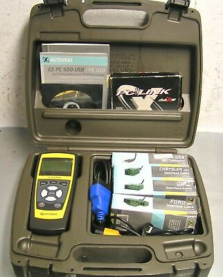 Auto Xray EZ-Scan 6000 Automotive Scanner