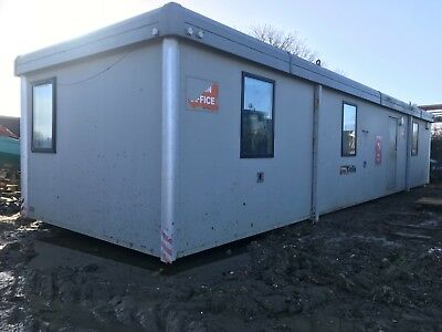 52ft genuine portacabin titan office