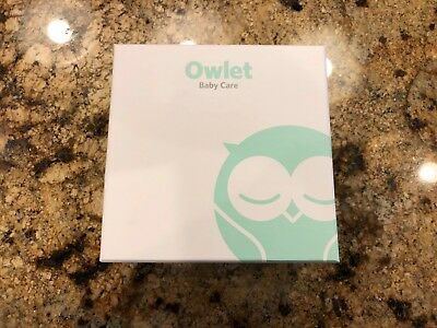 Owlet Baby Monitor, works perfectly, 3 socks Original box and Owners Manual