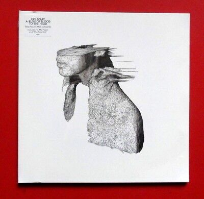 Coldplay Mint Uk Original 1St Lp 2002 Still Sealed A Rush Of Blood To The Head
