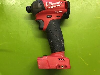 MILWAUKEE 2760-20 M18 FUEL SURGE 1/4 In. Hex Hydraulic Impact Driver tool only