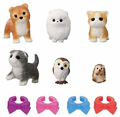 Licca-chan Doll Cute Pet set Popular Pets With Ribbon 2017 New Takaratomy