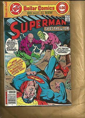 DC Special Series 5 Superman Spectacular fn- 1977 80 pages all new ND DC comics