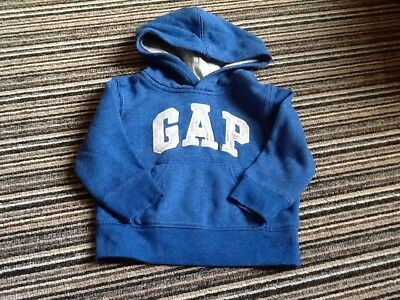 Baby Toddler Gap Hoodie Size 12-18 Months