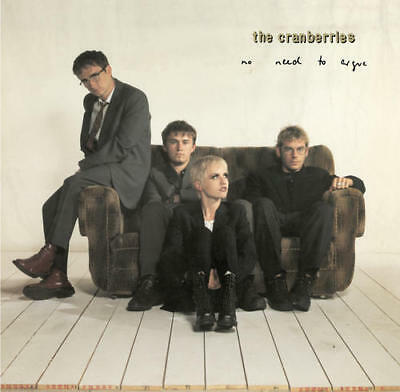The Cranberries - No Need To Argue LP REISSUE NEW / LIMITED EDITION PURPLE VINYL