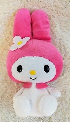 Ty MY MELODY by Sanrio Beanie Babies Retired Plush • Hello Kitty Stuffed Animal