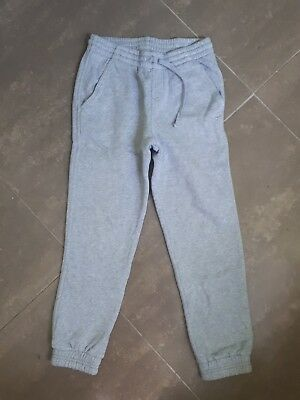Boys size 10 BILLABONG grey track pants GREAT CONDITION