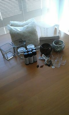 Candle Making Kit Soy Wax - Deluxe Pack # 4