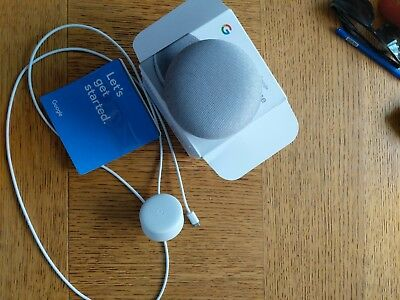 Google Home Mini used once