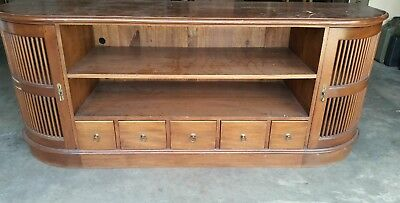 Balinese T.V Cabinet