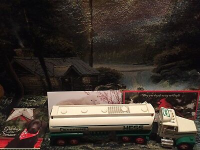1990 hess truck, Vintage, Hard To Find, Collectible