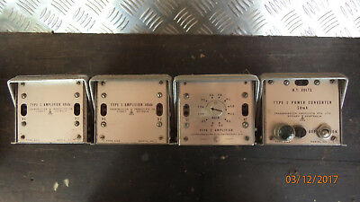 Mic Preamps Tube Ex Abc