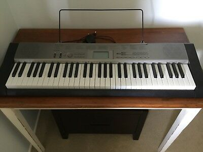 Casio Keyboard LK-120, 61 Keys
