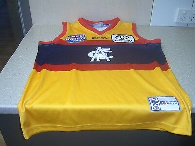 Adelaide Afl Crows Heritage Round Guernsey