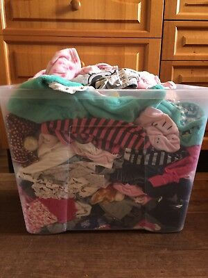 Bulk Baby Girls Clothes Size 00 - Lots Of Bonds