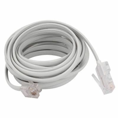 RJ11 6P4C to RJ45 8P4C 3 Meter Modular Phone Internet Extension Cable
