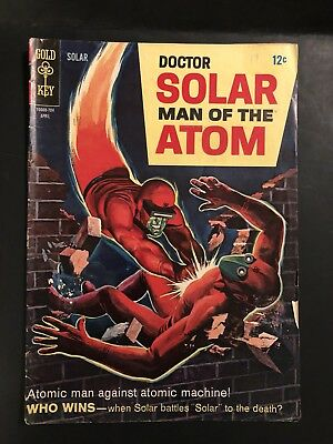 Doctor Solar Man of the Atom #19 FN No Reserve, No Combined Shipping