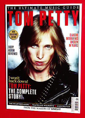 Uncut Ultimate Music Guide BOOK NEW 2018: TOM PETTY