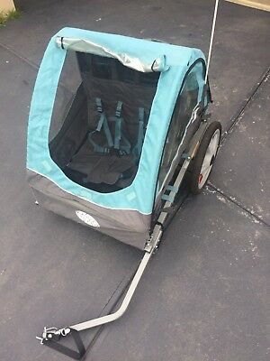 """Bicycle Trailer """"Take 2"""" INSTEP Used Twice As NEW"""