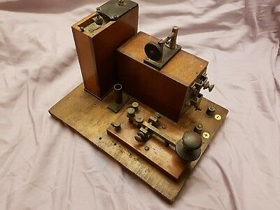 Morse Key and Accessories