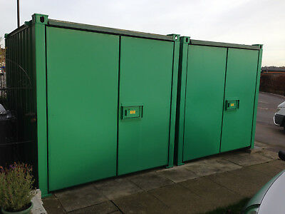 Container 10FT X 8FT Anti Vandal,Right One In Picture