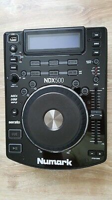 NUMARK NDX 500 Tabletop Mediaplayer