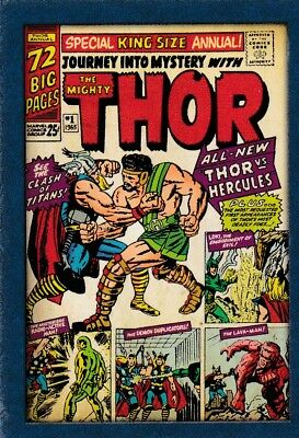 2011' Marvel Thor...The Movie Comic Cover Card  T4 ... Upper Deck