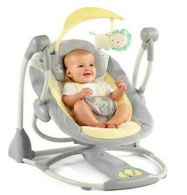 Bright Starts InGenuity Portable Baby Swing